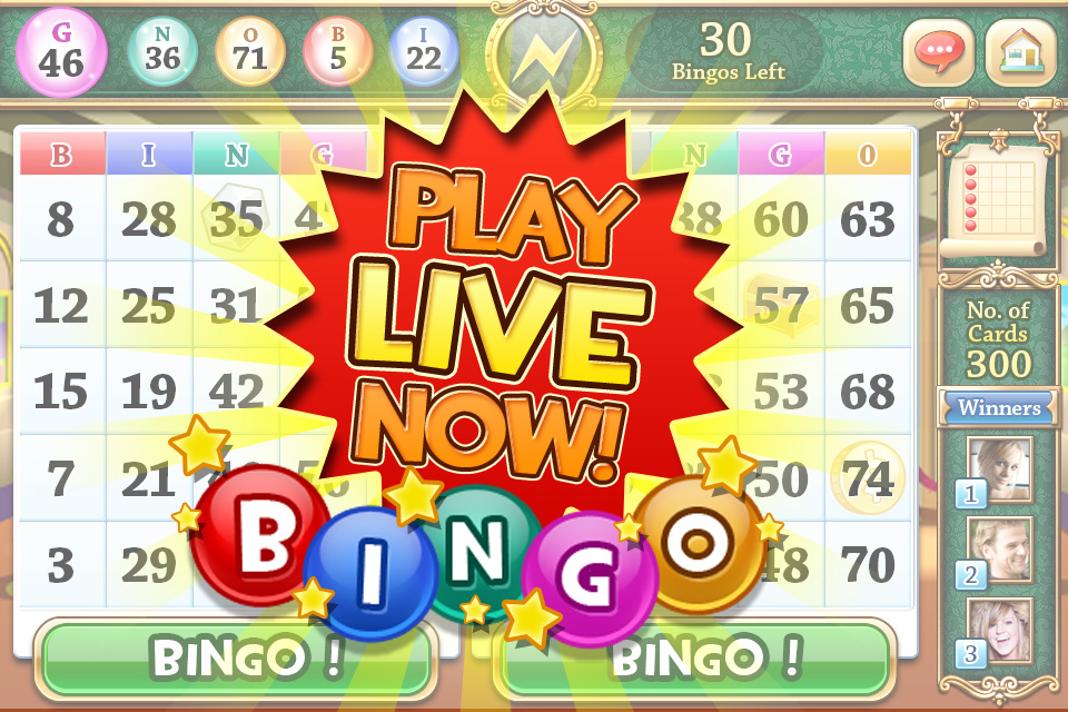 bingo games online free to play